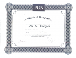 PNG Certificate Of recognition