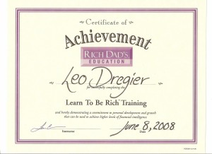 Real Estate Learn to Be Rich