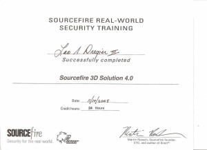 SourceFire 1