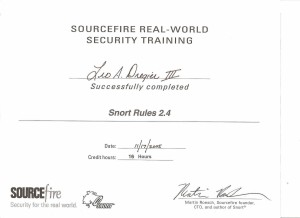 SourceFire 2
